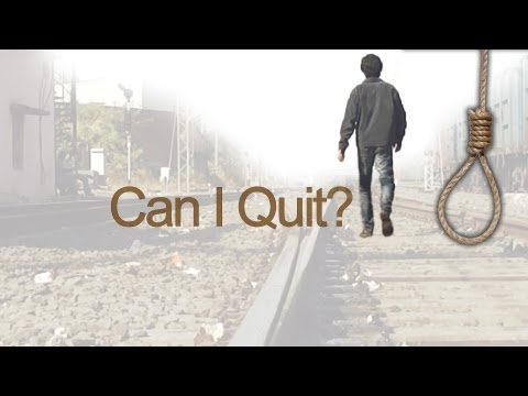Can I Quit? | An Inspirational Short Movie