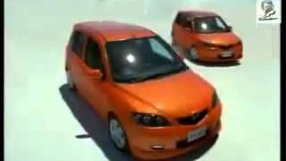 Mazda Demio классная реклама