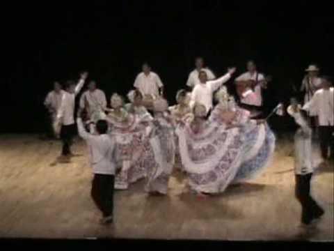 Academia Folklorica José A. Corella PANAMA (Cumbia Viva Panamá)