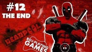 Koniec Z Ostrą Jebaniną Deadpool #12 The End (Roj
