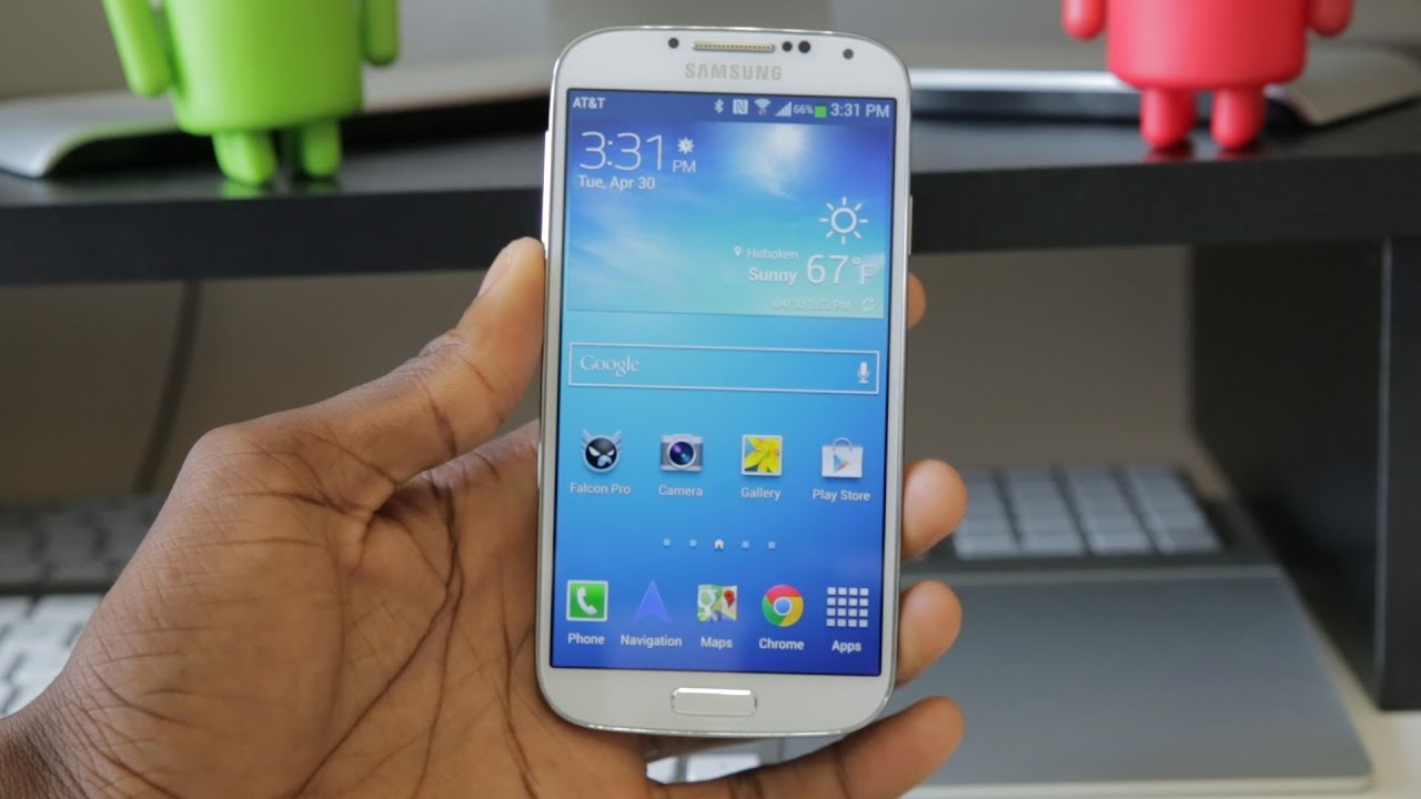 samsung galaxy s4 review   youtube