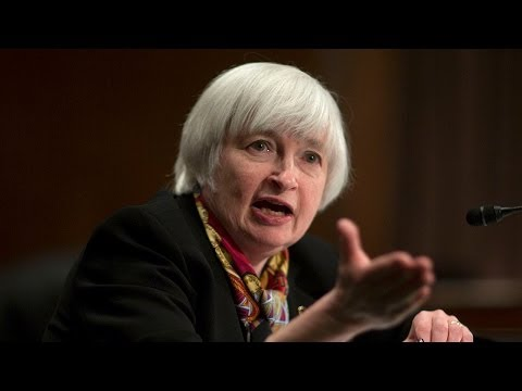Yellen: Job Market is Weak, Strong Fed Policy Needed