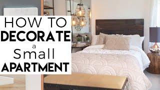 Interior Design Decorate A Small Bedroom Small