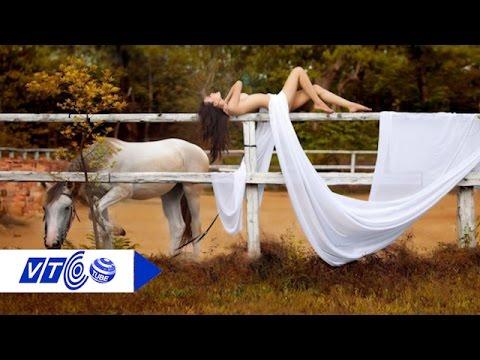 Người mẫu bị cấm chụp ảnh khỏa thân | VTC