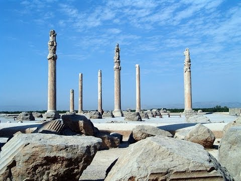 Ancient Persia Cities of Persepolis & Darius