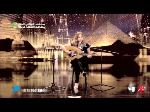 Arabs Got Talent - تجارب الأداء - جينفر جراوت