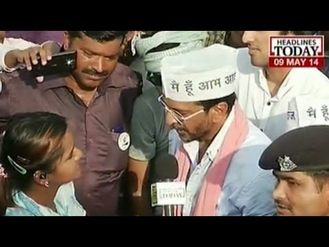 AAP'S Gul Panag and VJ Raghu attacked by ABVP workers in Varanasi