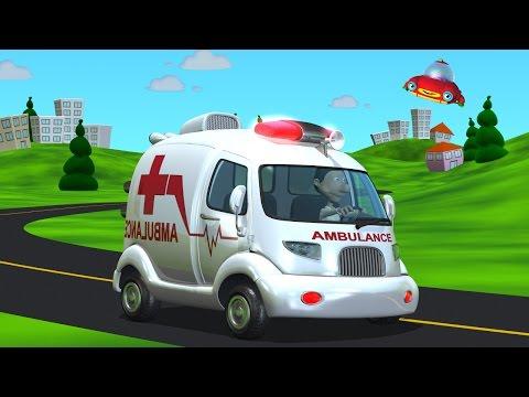 TuTiTu xe cứu thương