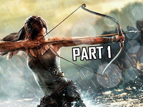 Lara Croft Tomb Raider 2015 Gameplay - Rise of the Tomb Raider Walkthr