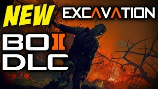 """Black Ops 2 Zombies: NEW """"Excavation DLC Pack"""" Image by Treyarch! [BO2 Zombies DLC]"""