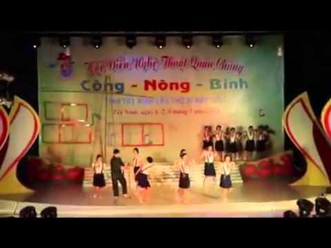 Múa Ký ức người thầy - Biên đạo Trọng Chinh