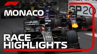 2019 Monaco Grand Prix: Race Highlights
