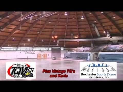 Western New York's TQ Midget Indoor Racing Challenge