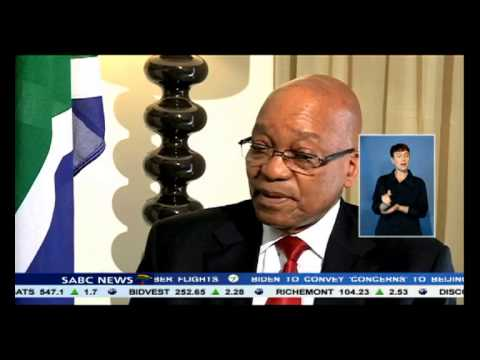 Ghana's business interests in SA encourage Zuma
