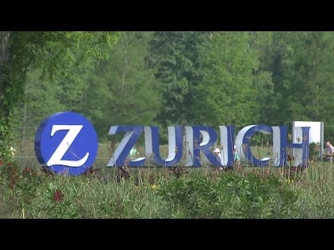Ben Martin sets course record with a 62 to lead at Zurich