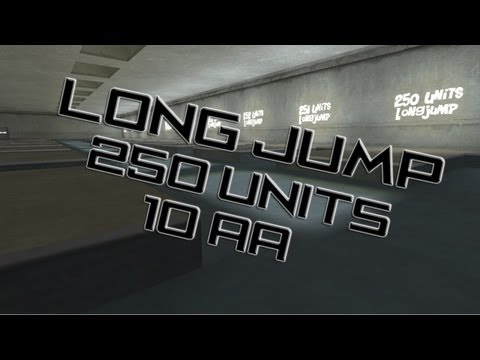 CS - Long Jump 250 block 10 aa by Atx edit by Dimix