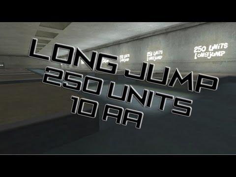 CS - Long Jump 250 block 10 aa by Atx edit by Dimix