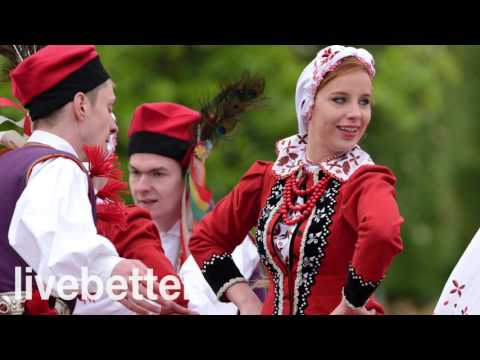 Polka Music Czech, Austrian and German Traditional Folk Instrumental Songs - European Rhythms