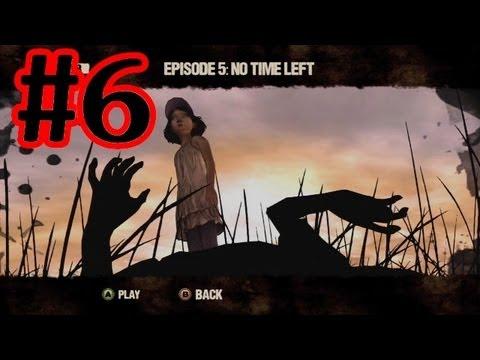 The Walking Dead Game Walkthrough - Episode 5 No Time Left Part 6 - The End Ending, Thanks for watching, Subscribe if you have enjoyed this video & want to see more content from me. Part 6 of Episode 5 : No Time Left from The Walking Dead, G...159