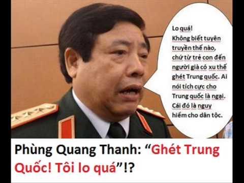 Bí ẩn đằng sau việc Phùng Quang Thanh