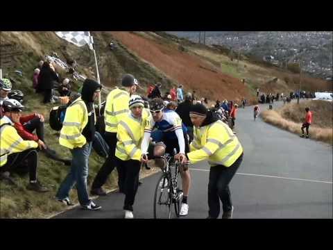 Cycling Time Trials - RTTC National Hillclimb Championship 2014
