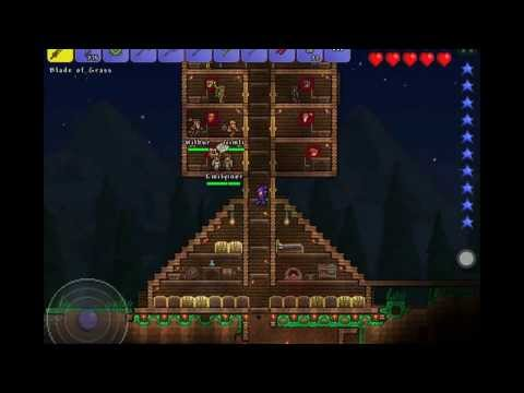 This is a tutorial to teach you how to make money fast in terraria by