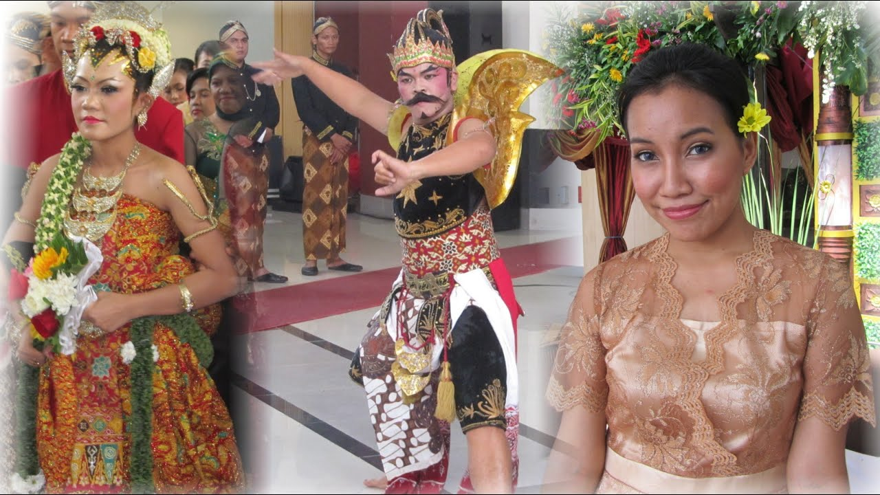 Javanese Wedding Reception ~ Indonesia - 281.3KB