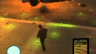 GTA IV- Money Trucks And Where To Find Them HD