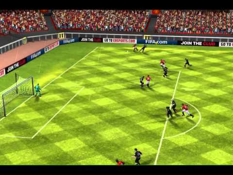 FIFA 13 iPhone/iPad - Manchester Utd vs. Liverpool