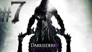 Let's Play Darksiders 2 Part 7 The Guardian