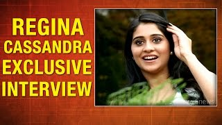 V6 - Actress 'Regina Cassandra' in Special Chit Chat