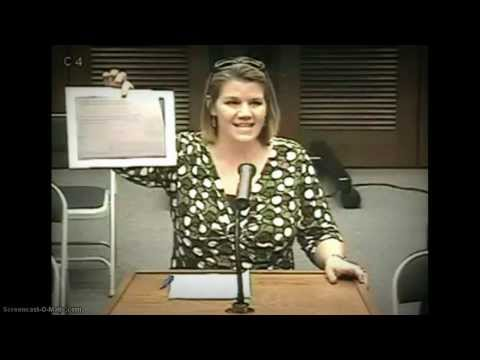 Arkansas Mother Obliterates Common Core in 4 Minutes!