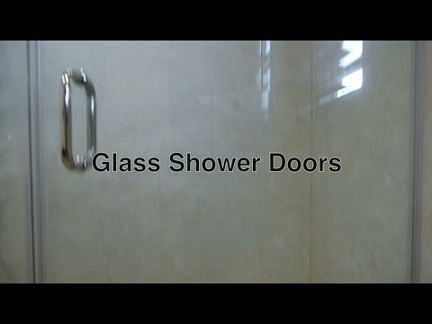 Which is better, a shower curtain or a glass door? - Worldnews.