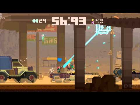 Super TIME Force Xbox One Trailer