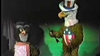 America Sings 1986 Video Clip Walt Disney Disneyland