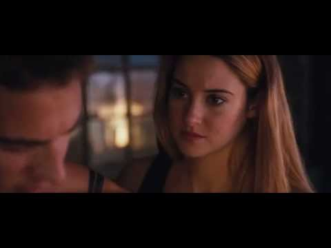 Kate Winslet & Shailene Woodley- Divergent Movie(2014) - Hot Scenes hd
