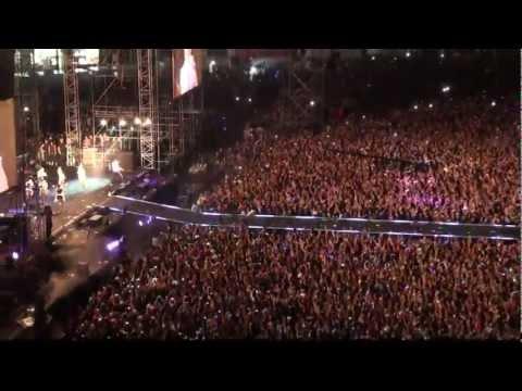 Gangnam Style Psy live tại Hàn QUốc - Khán giả cuồng nhiệt