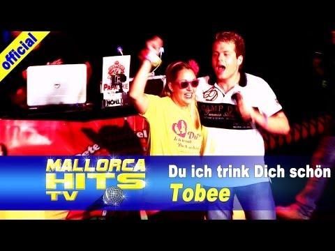 Tobee - Du ich trink Dich schön