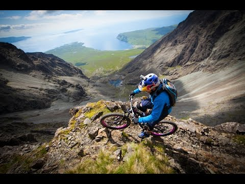 The Ledge: Danny Macaskill Making 'The Ridge'