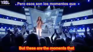 The Climb Miley Cyrus SUBTITULADO EN INGLES Y ESPAÑOL