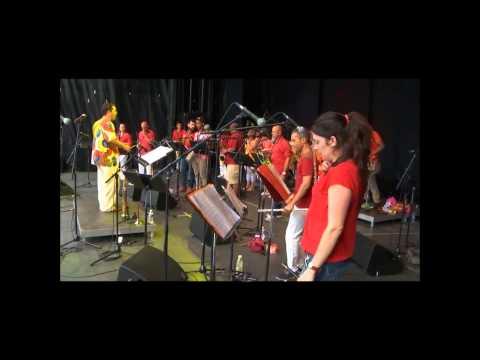 Zapateo Afro Cubano - Orquesta MiSol - SaxOpen Strasbourg 2015
