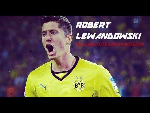 Robert Lewandowski ▶ Welcome to Fc Bayern München | 2013-2014 | HD