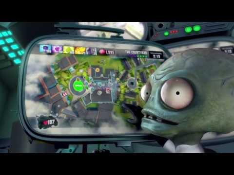Plants vs. Zombies Garden Warfare Behind the Scenes of Boss Mode