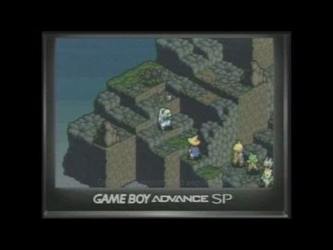 Final Fantasy Tactics Advance Game Boy Advance Gameplay -