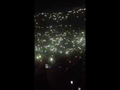 "Jay Z tribute to Nelson Mandela ""Forever Young"" @ Staples Center 12/19/13 (HD)"