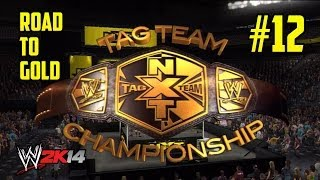 Road To Gold ! (WWE2K14 Universe Mode) #12 NXT PURE