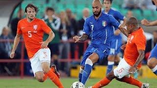 """Simone Zaza - """"Il migliore Azzurro"""" Italia-Olanda 2-0"""