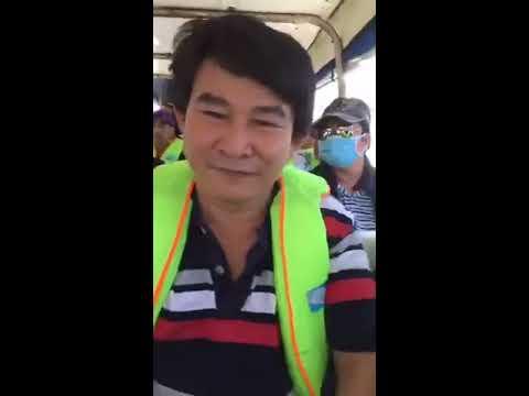 Ca sĩ Lâm Chấn Khang du hí Miền Tây cùng gia đình Hiếu Hiền