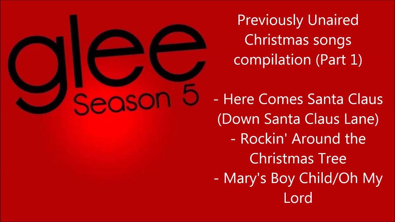 Oh Christmas Tree Glee