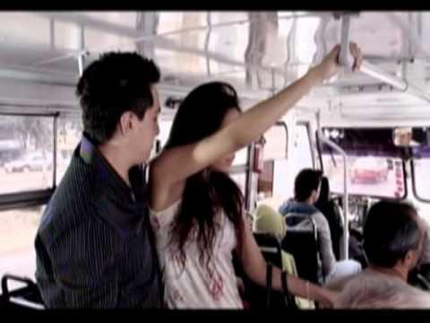 Chichotas en el transporte publico de mexico